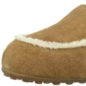 UGG Hailey Chestnut Slippers size 6